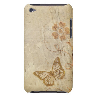 Vintage Butterflies Barely There iPod Covers