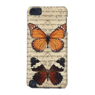 Vintage butterflies collection iPod touch (5th generation) case
