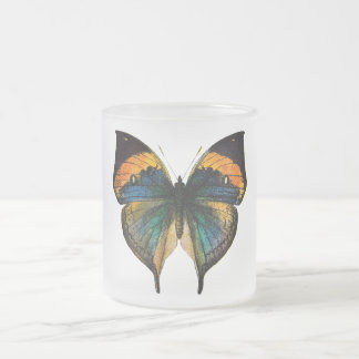 Vintage Butterfly - 1800 s Antique Butterfly Litho Mug