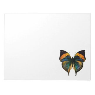Vintage Butterfly - 1800's Antique Butterfly Litho Note Pads