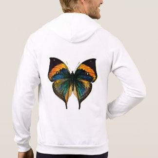 Vintage Butterfly - 1800's Antique Butterfly Litho Shirt