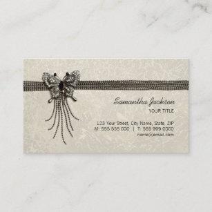 Jewelry Store Business Cards Zazzle Uk