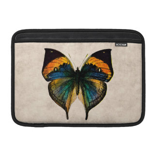 Vintage Butterfly Illustration 1800's Butterflies Sleeve For MacBook Air