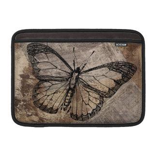 Vintage Butterfly MacBook Air Sleeves