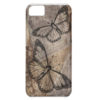 Vintage Butterfly iPhone 5C Case