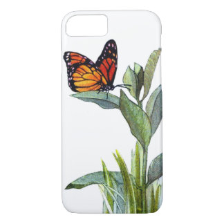 Vintage Butterfly iPhone 7 Case