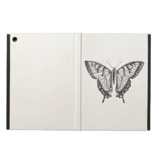 Vintage Butterfly Personalized Butterflies Insects iPad Air Cover