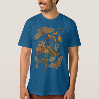 Vintage Butterfly T-shirt Organic