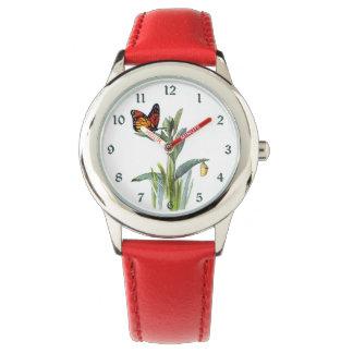 Vintage Butterfly Watch