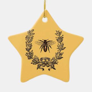 Vintage Buzz Christmas Ornament