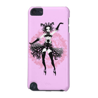 Vintage Cabaret Girl iPod Touch (5th Generation) Case