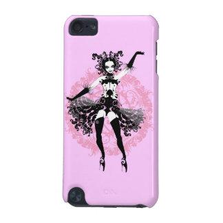 Vintage Cabaret Girl iPod Touch 5G Case