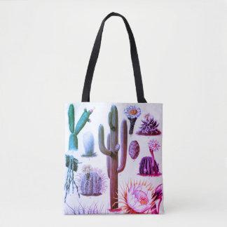Vintage Cactus | Reusable Tote