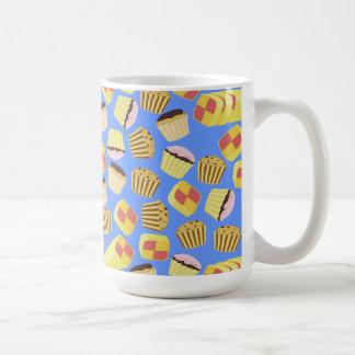 Vintage Cakes Pattern Mug