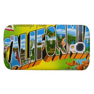 Vintage California Samsung Galaxy S4 Covers