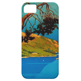 Vintage California Coast Travel iPhone 5 Cover