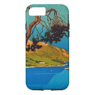 Vintage California Coast Travel iPhone 7 Case