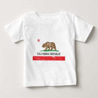 Vintage California Flag Baby T-Shirt