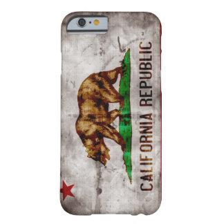 Vintage California Flag iPhone 6 case