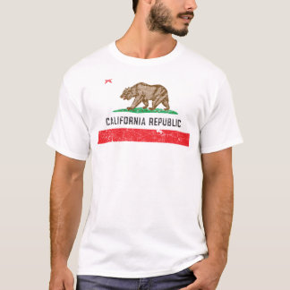 Vintage California Flag T-Shirt