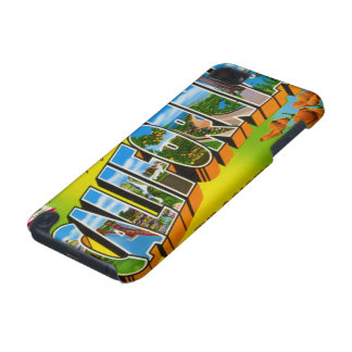 Vintage California iPod Touch 5G Cover