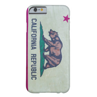 Vintage California Republic Barely There iPhone 6 Case