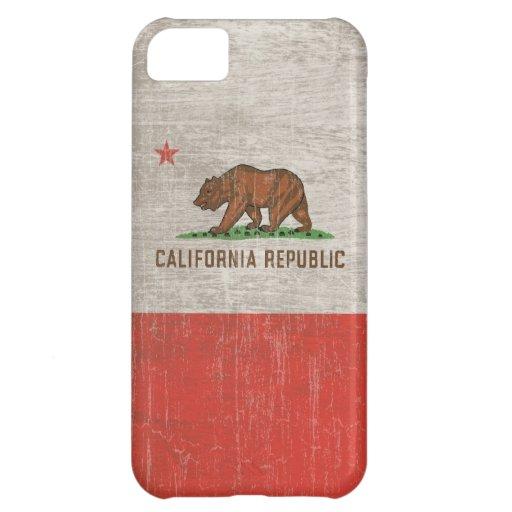 Vintage California Republic iPhone 5C Case
