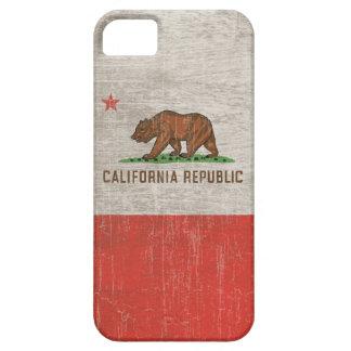 Vintage California Republic iPhone 5 Covers