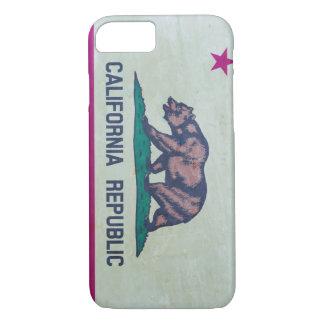 Vintage California Republic iPhone 7 Case