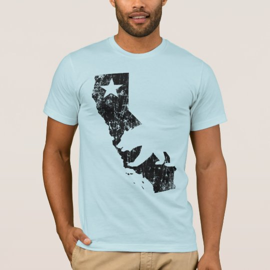 Vintage California State Bear T-Shirt