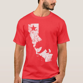 Vintage California State Bear T-Shirt