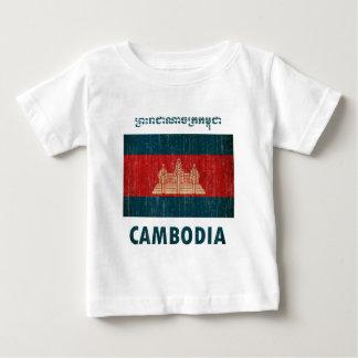 Vintage Cambodia Baby T-Shirt