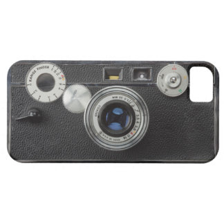 Vintage Camera 007 Barely There iPhone 5 Case