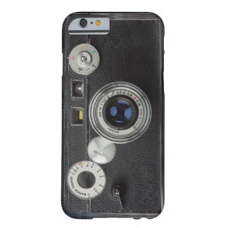 Vintage Camera 007 Barely There iPhone 6 Case