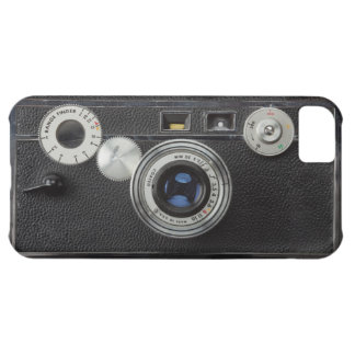 Vintage Camera 007 Case For iPhone 5C