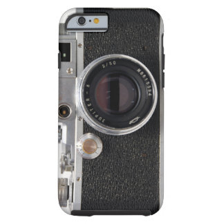 VINTAGE CAMERA 4) Japanese Copy German Rangefinder Tough iPhone 6 Case