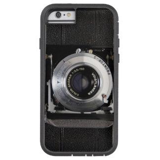 VINTAGE CAMERA 5) German Folding Camera Tough Xtreme iPhone 6 Case
