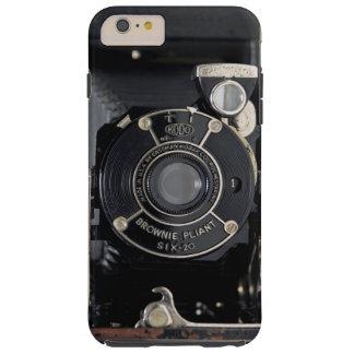 VINTAGE CAMERA 6) USA Folding Camera - Iphone + Tough iPhone 6 Plus Case