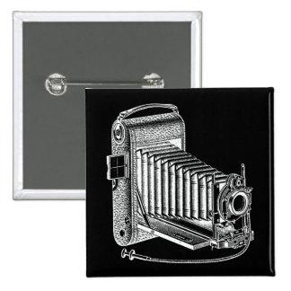 Vintage Camera - Antique Cameras Photography Retro Pins