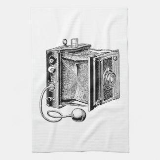 Vintage Camera - Antique Cameras Photography Towel