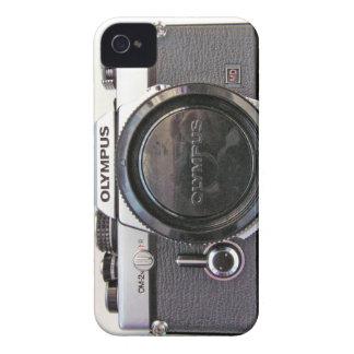 Vintage Camera Blackberry Bold Case-Mate Barely iPhone 4 Case-Mate Case