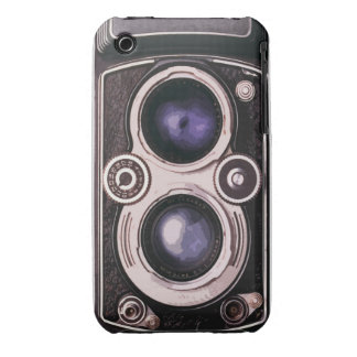 Vintage camera iPhone 3 case