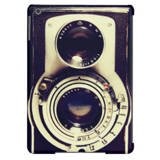 Vintage Camera Cover For iPad Air
