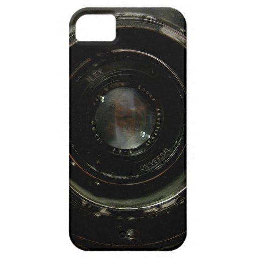 Vintage Camera iPhone 5/5S Covers