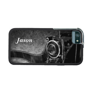 Vintage Camera Cover For iPhone 5/5S