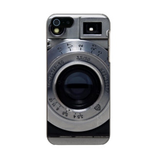 VINTAGE CAMERA Collection (01) Iphone Metal case Incipio Feather® Shine iPhone 5 Case