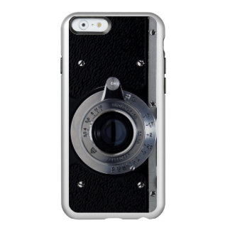 VINTAGE CAMERA Collection (01) Iphone Silver case Incipio Feather® Shine iPhone 6 Case