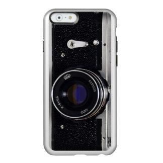 VINTAGE CAMERA Collection (02) Iphone Silver case Incipio Feather® Shine iPhone 6 Case