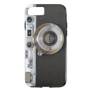 VINTAGE CAMERA Collection 08 Russian F Iphone case