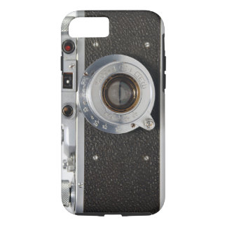 VINTAGE CAMERA Collection 09 Russian F Iphone case